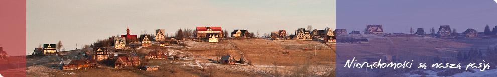 Nieruchomości na terenie Klimkówki